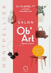Appel à candidatures - Salon Ob'Art - éditions 2019