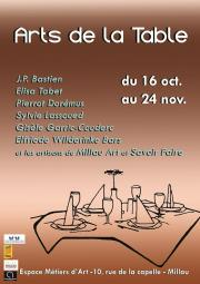 Exposition Arts de la Table